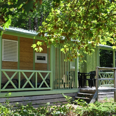 Rouffiac Accommodation Center